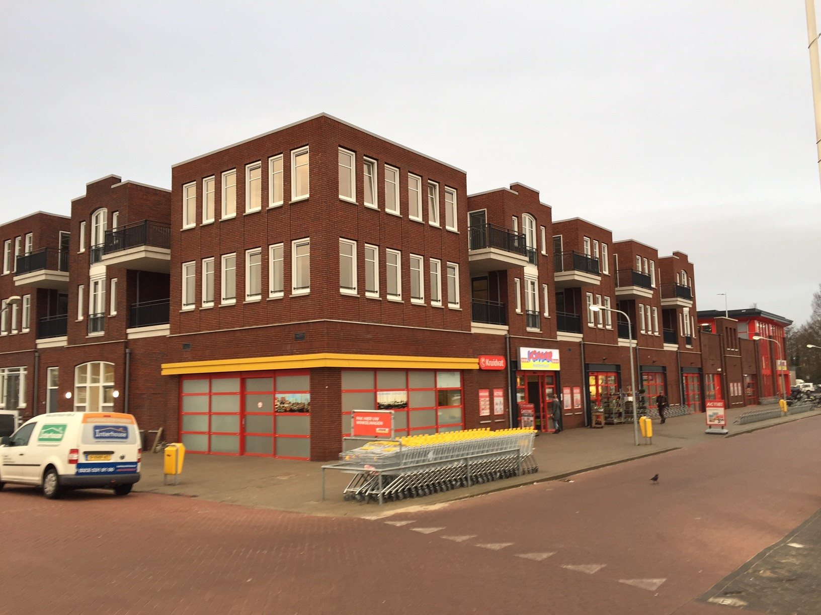 Crossleystraat, Haarlem