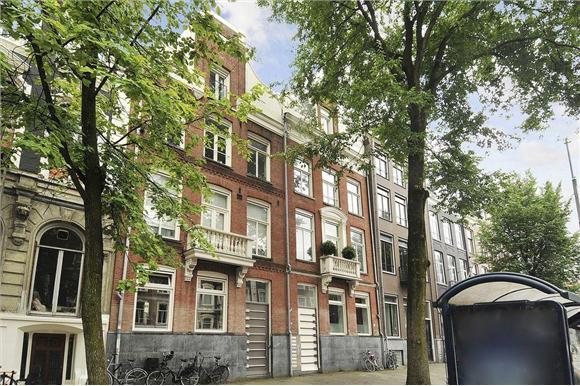 Sarphatistraat, Amsterdam