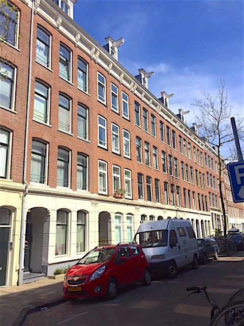 Eerste Nassaustraat, Amsterdam