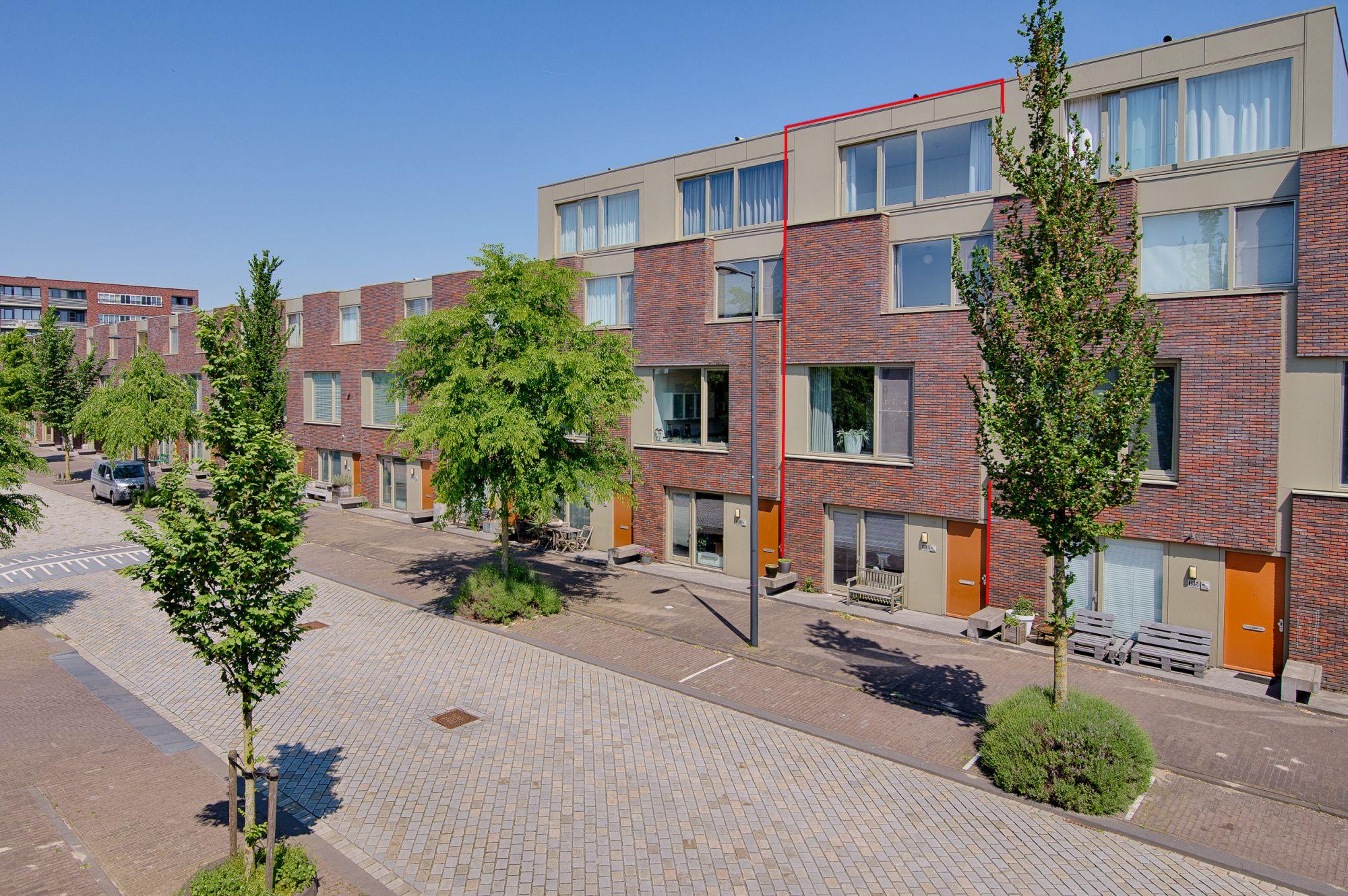 Jan Vrijmanstraat, Amsterdam