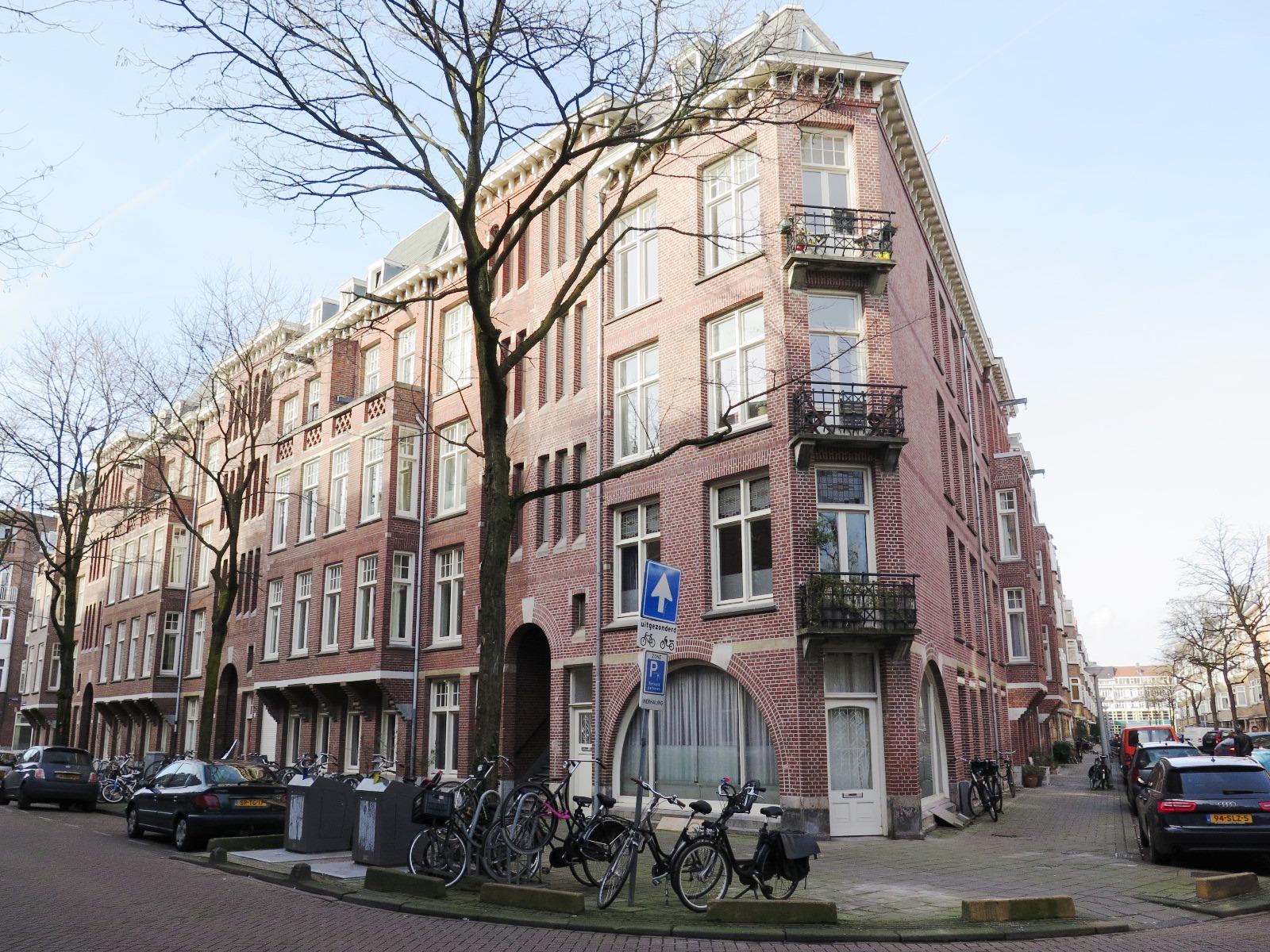 Maarten Harpertszoon Trompstraat, Amsterdam