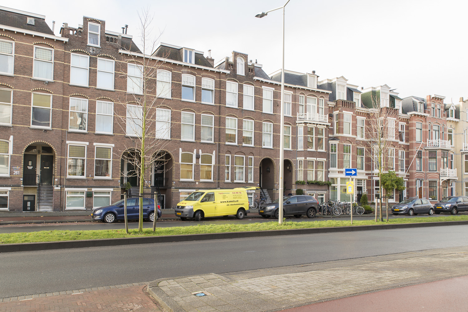 Groot Hertoginnelaan, The Hague