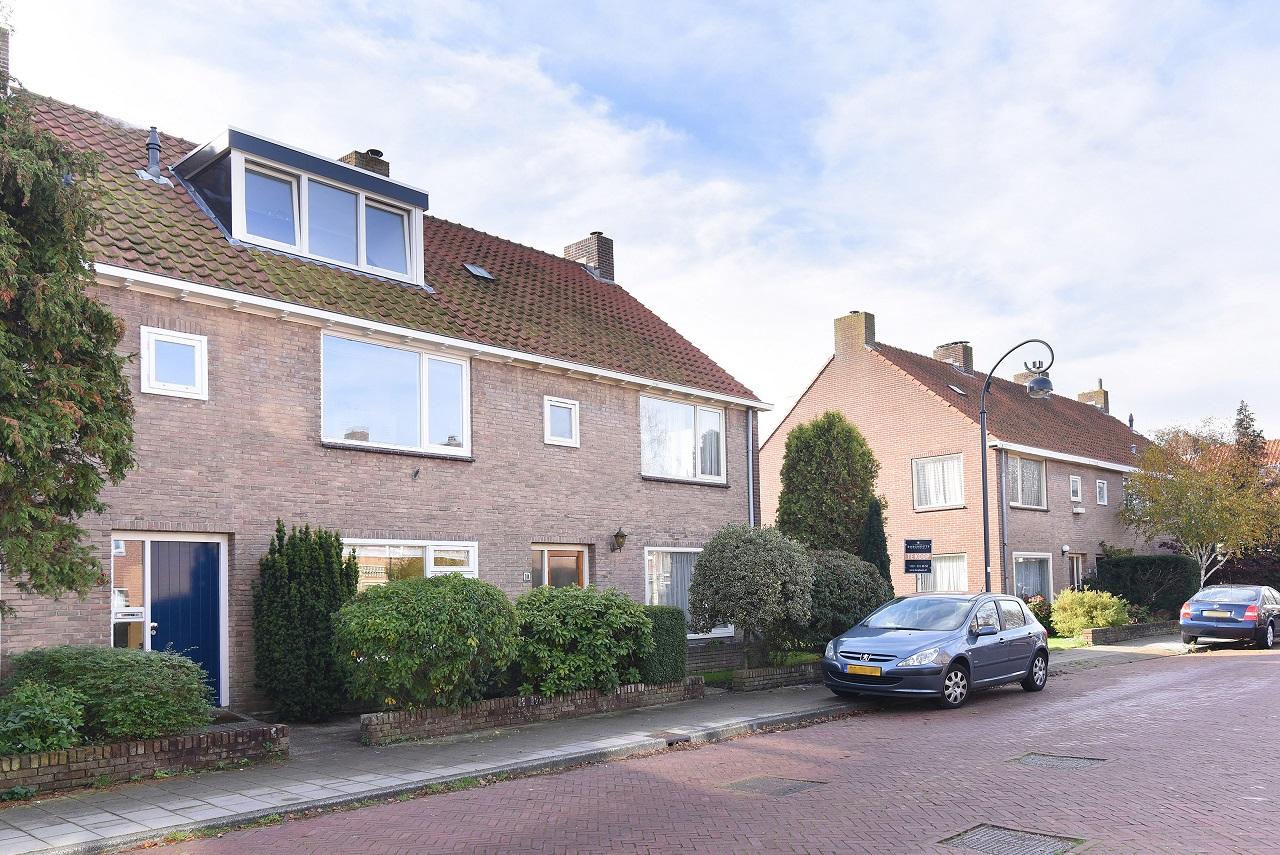 Stalkruidlaan, Haarlem