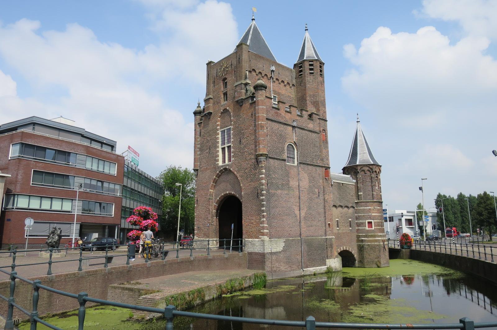 Spaarnwouderstraat, Haarlem