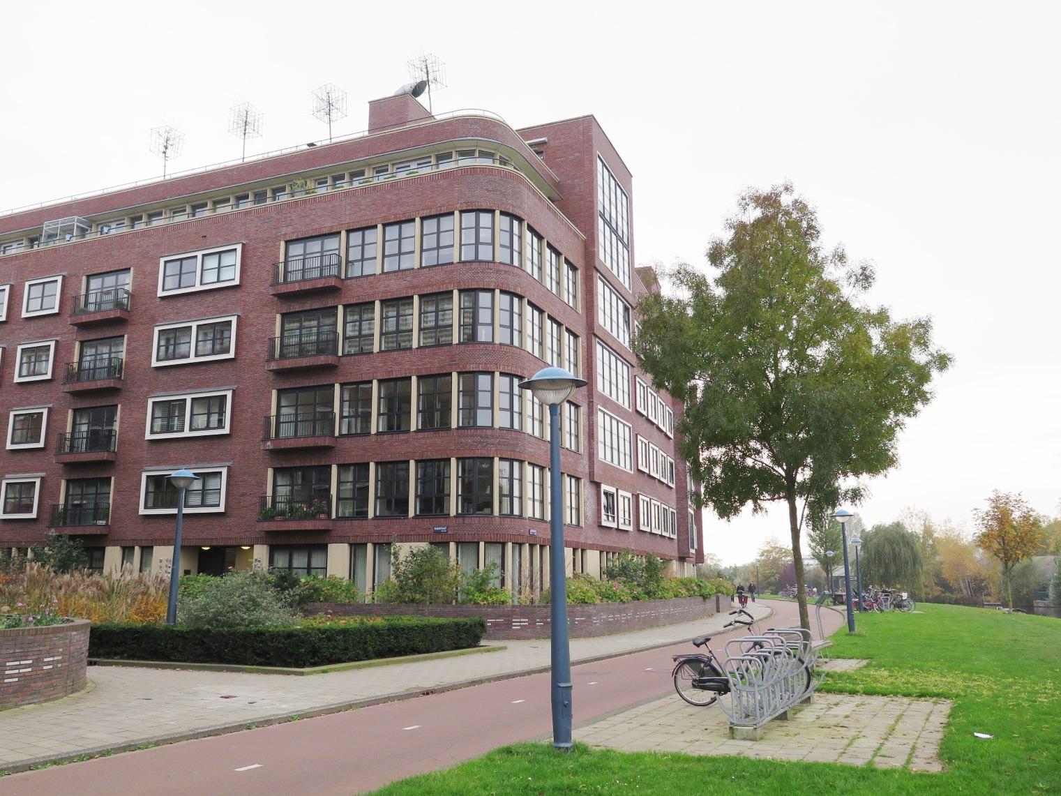 Rheastraat, Amsterdam