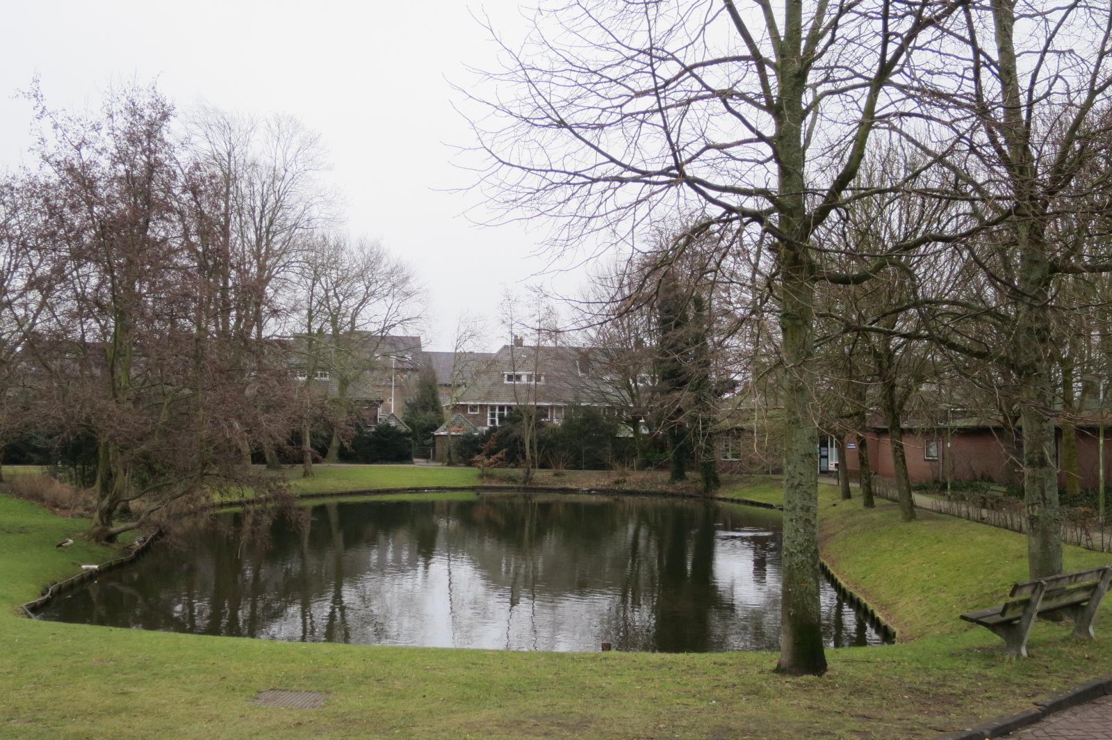 Bispinckpark, Bloemendaal