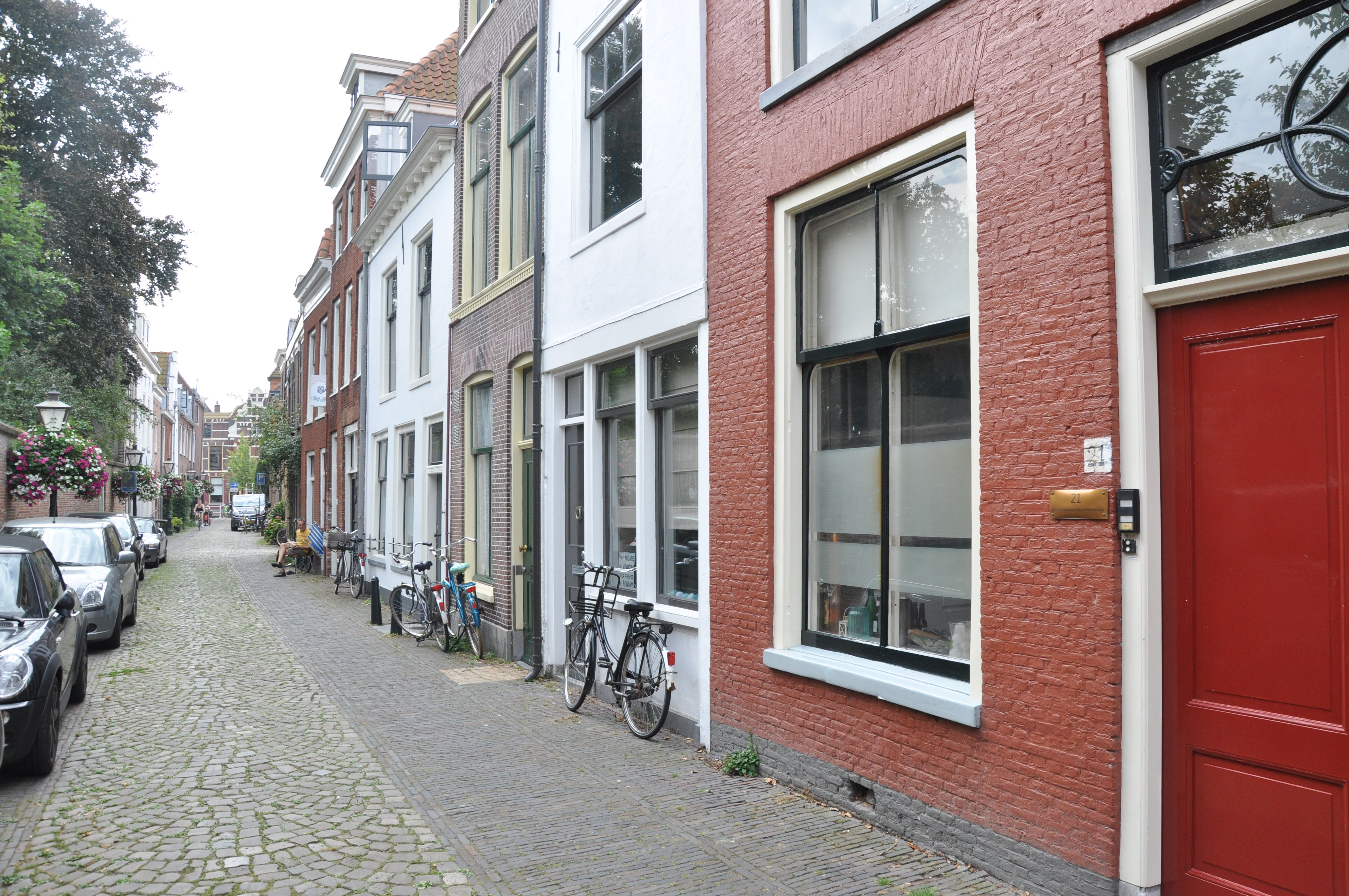 Herensteeg 23, Leiden