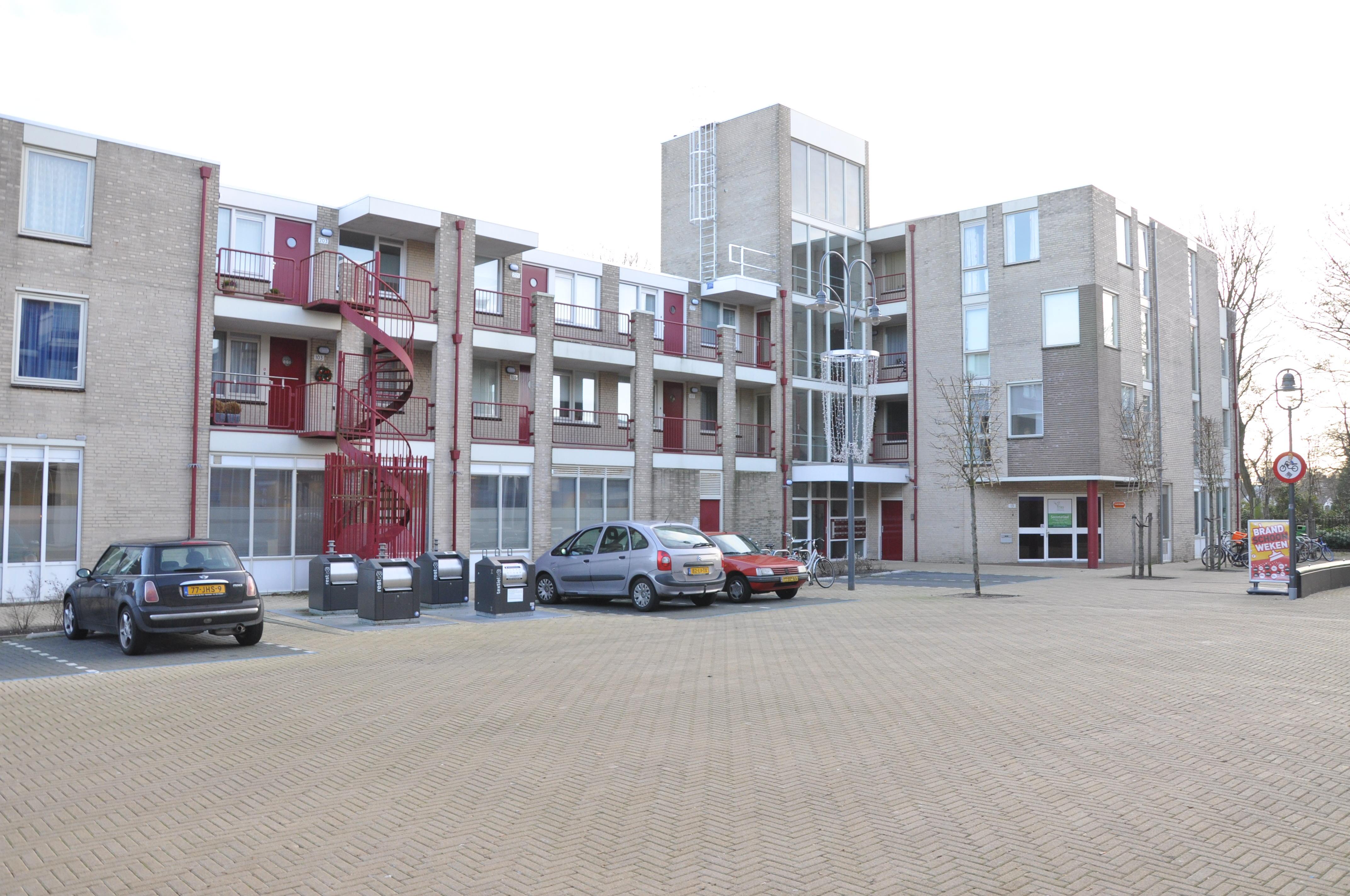 Boschplein, Sassenheim