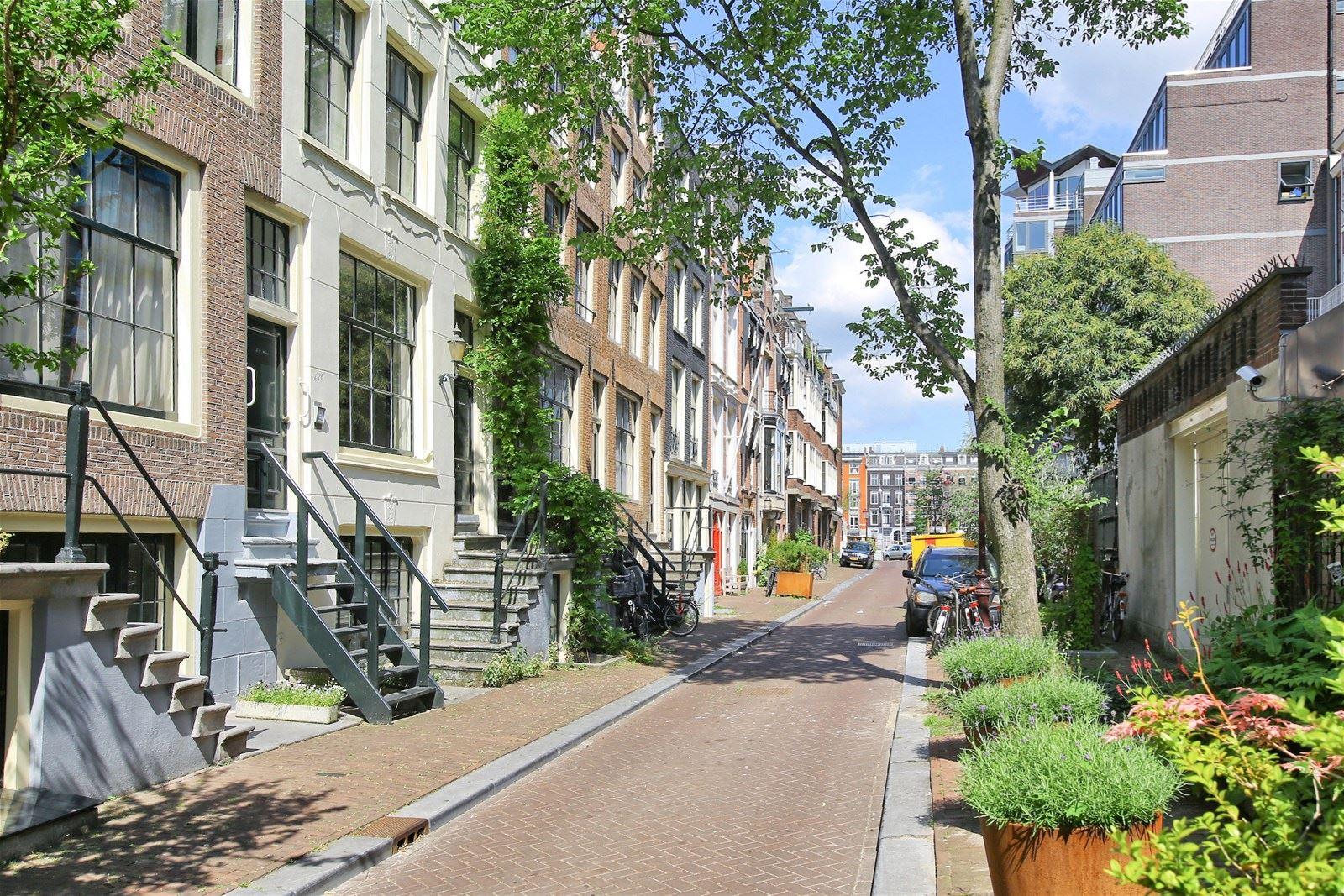 Maarten Janz. Kosterstraat, Amsterdam