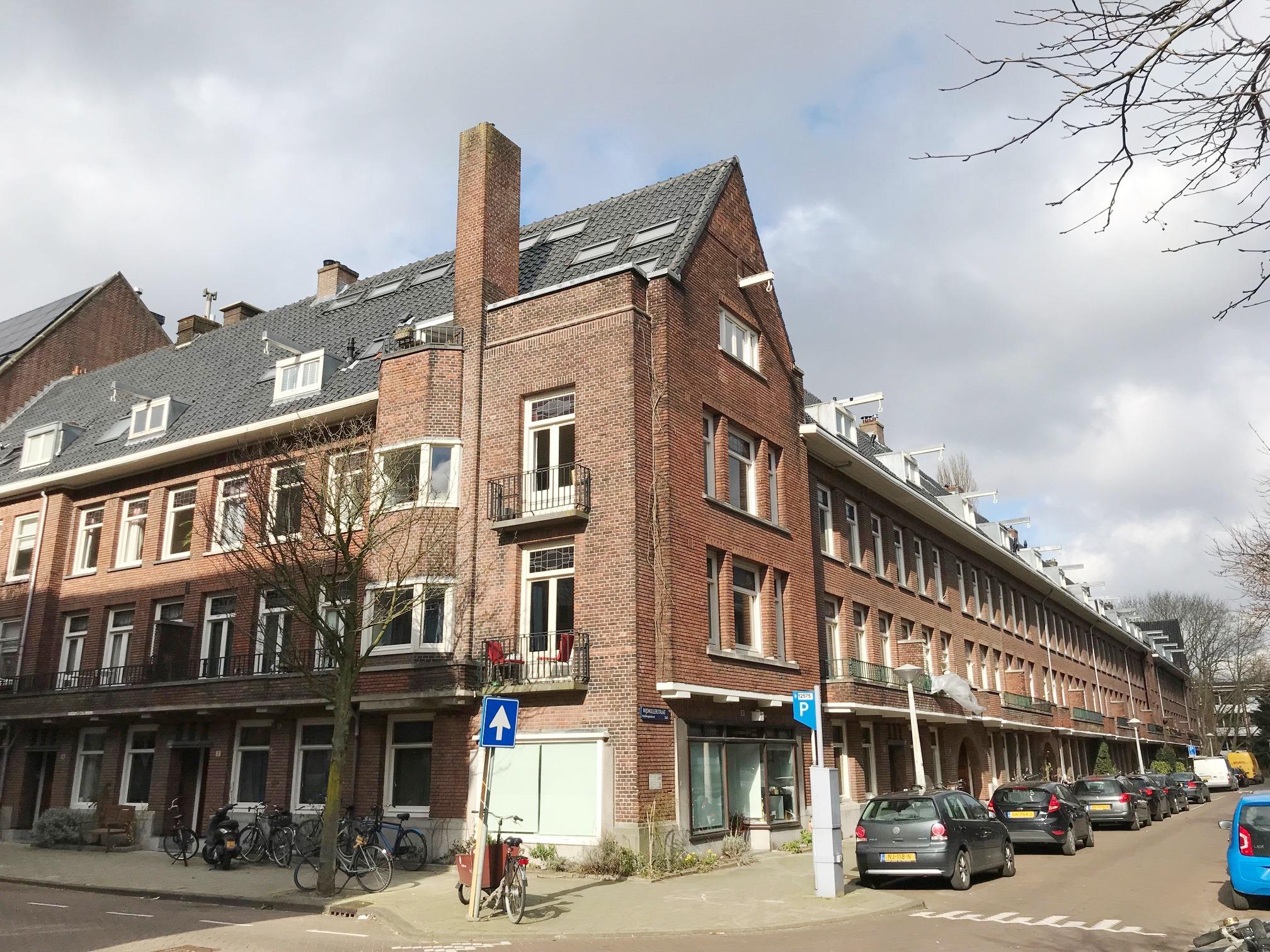 Floris Versterstraat, Amsterdam