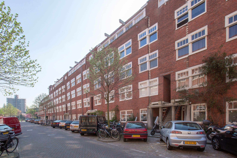 Biesboschstraat, Amsterdam