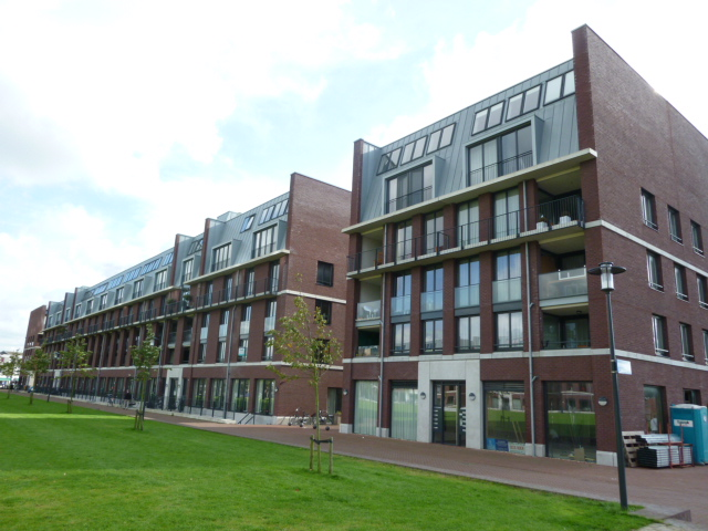 Sint Jorisveld, Haarlem