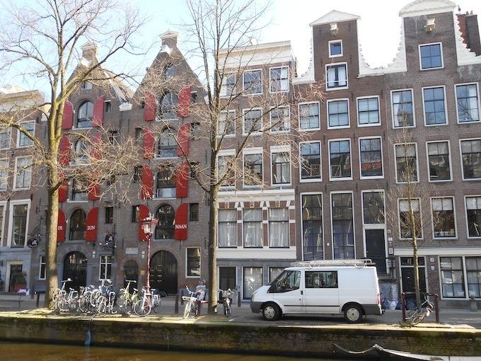 Reguliersgracht, Amsterdam