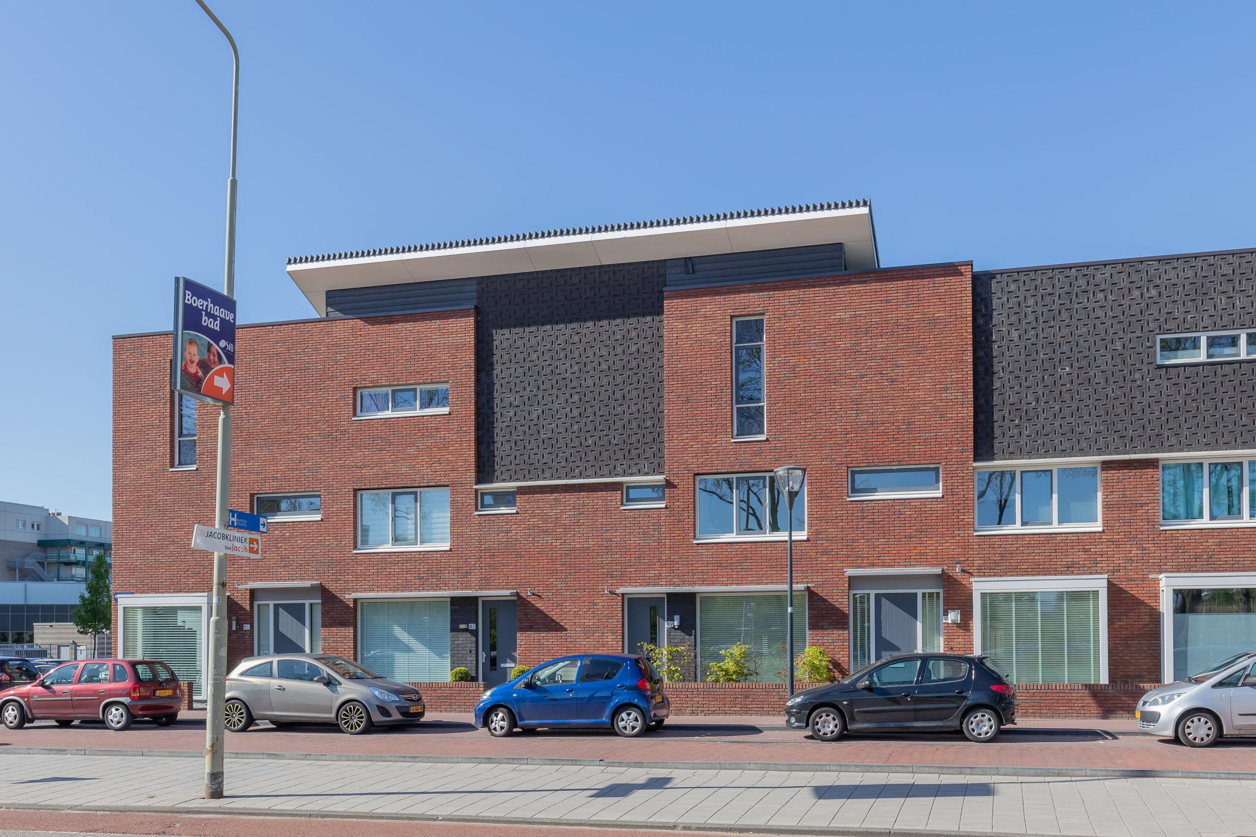 Roolandweg, Haarlem