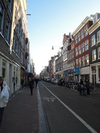 Haarlemmerdijk, Amsterdam