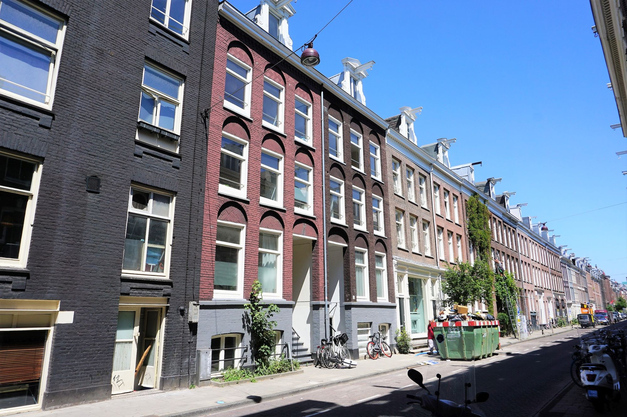 Govert Flinckstraat, Amsterdam