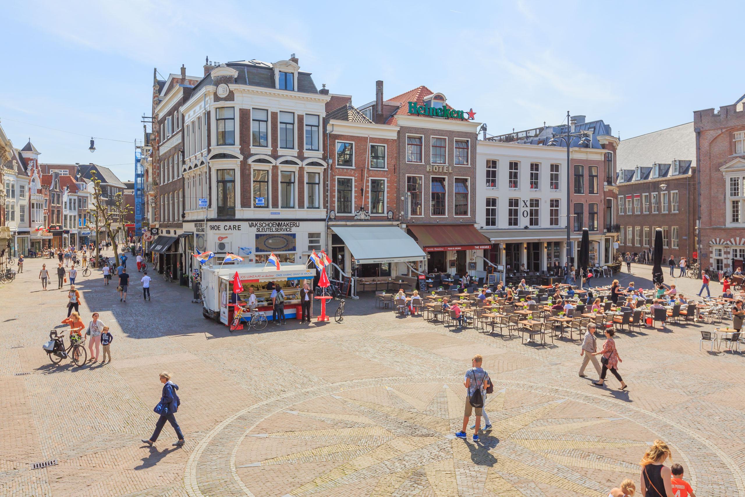 Grote Markt, Haarlem