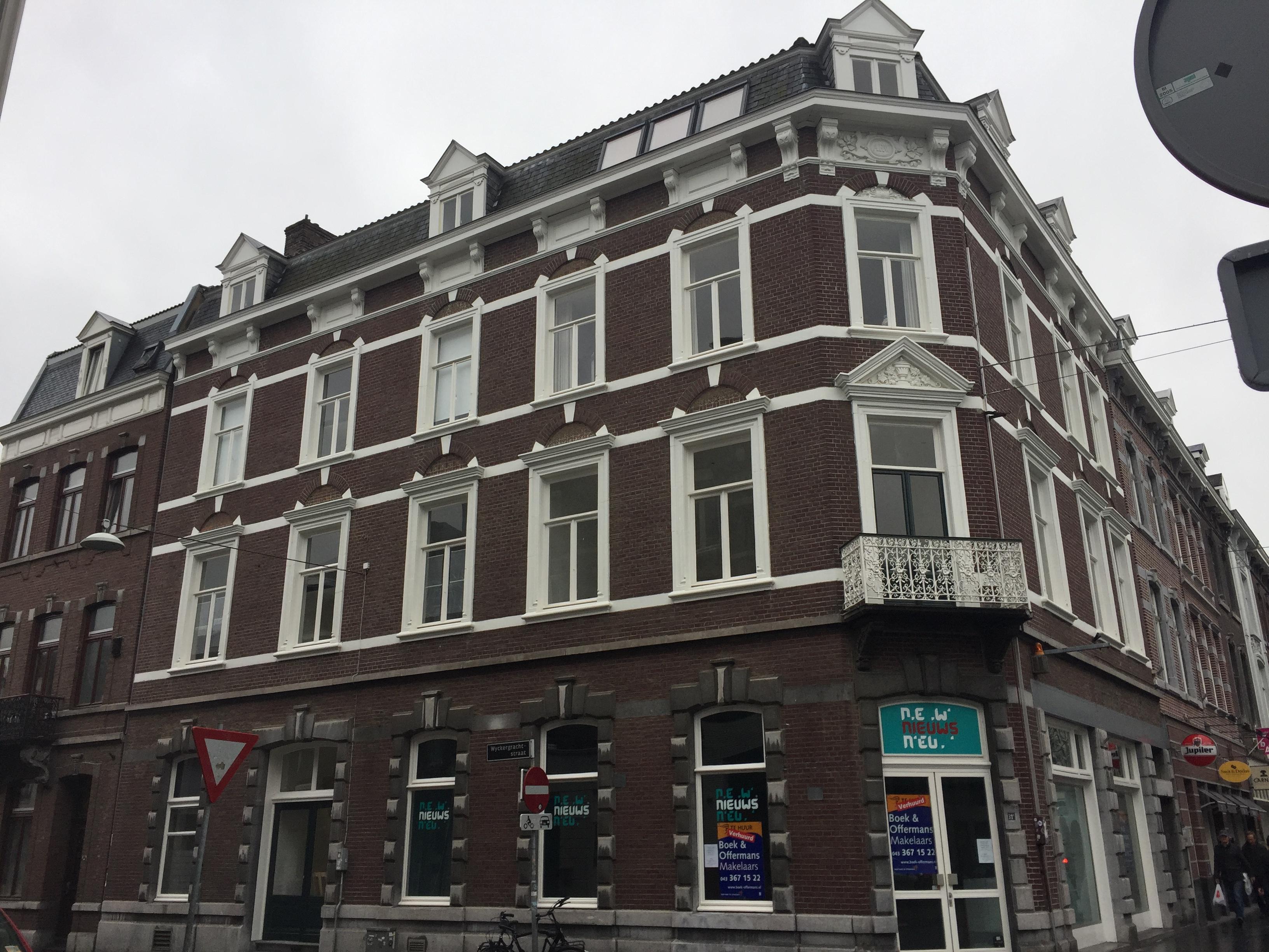Wyckergrachtstraat 12, Maastricht