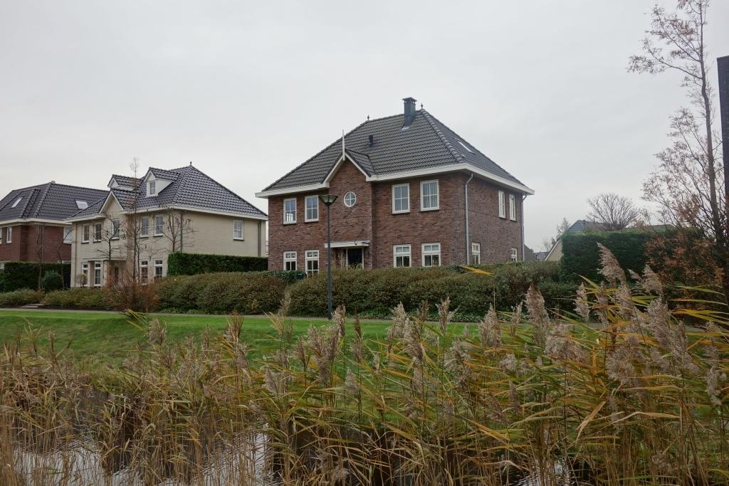 Brouwersdam, Hoofddorp