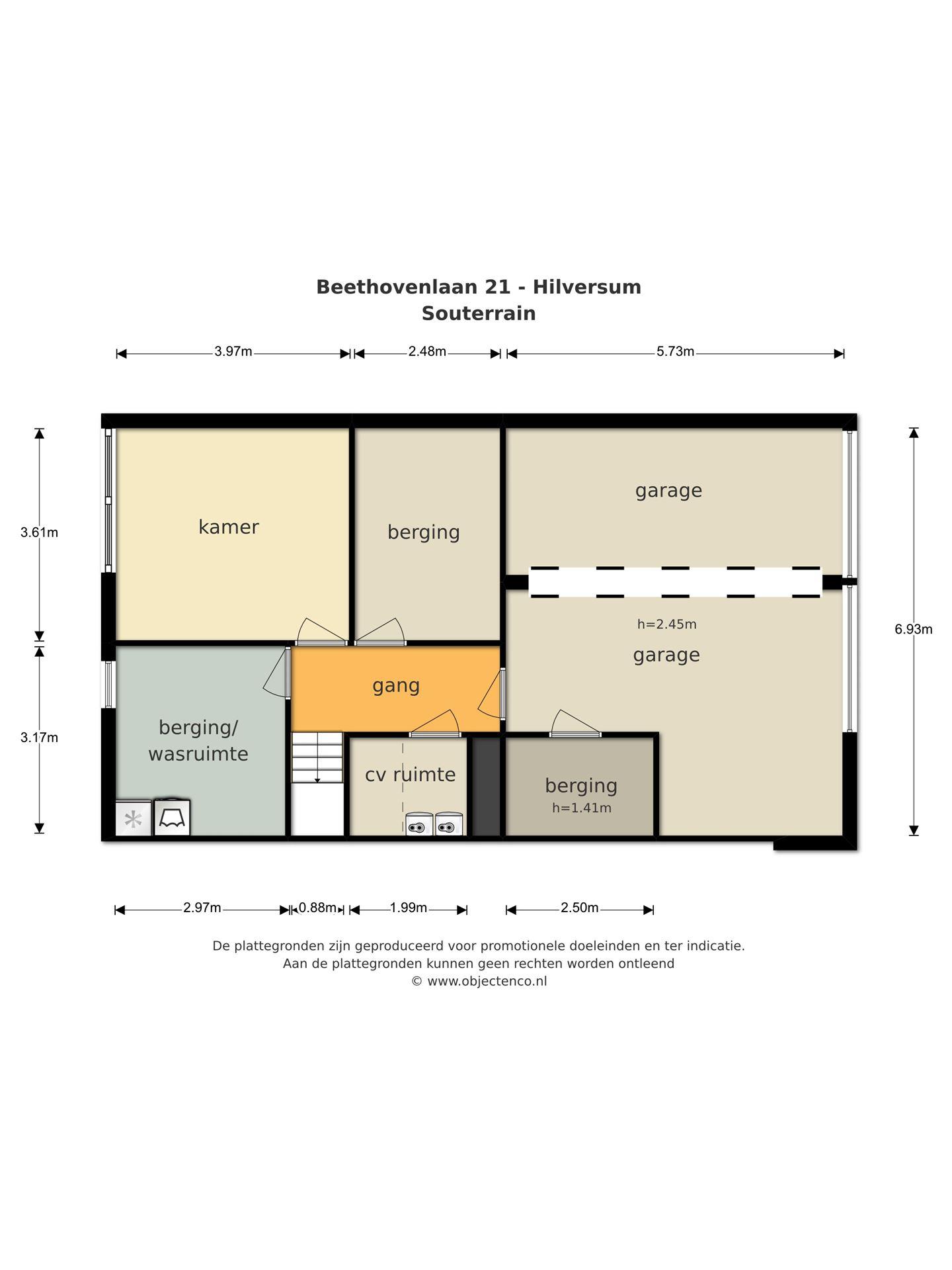 Beethovenlaan, Hilversum