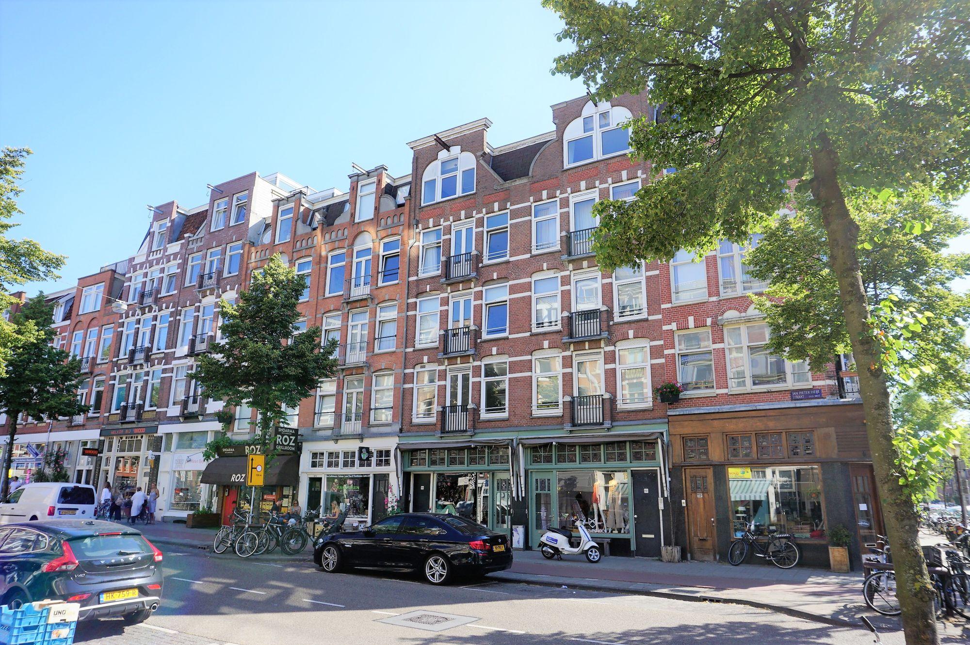 Jan Pieter Heijestraat, Amsterdam