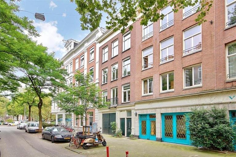 Frans Halsstraat, Amsterdam