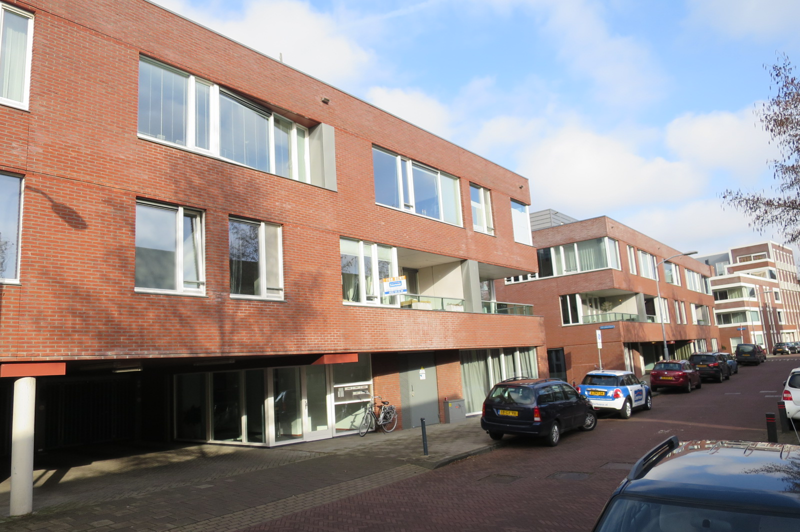 Kick Smitweg, Haarlem