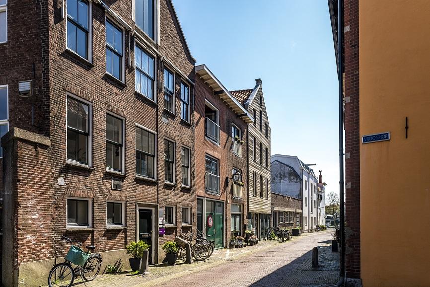 Bakenesserstraat, Haarlem