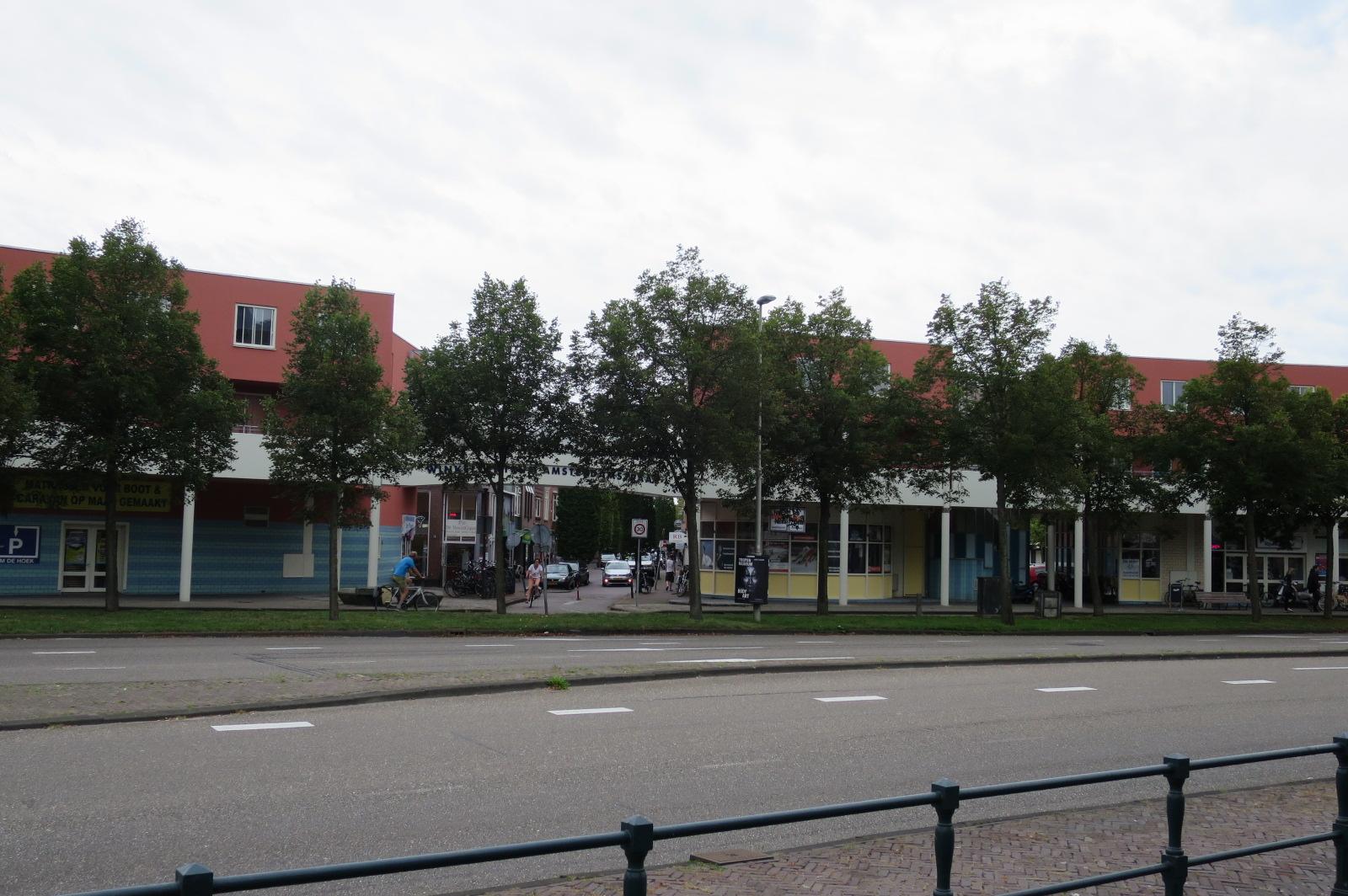 Zuidpolderstraat, Haarlem