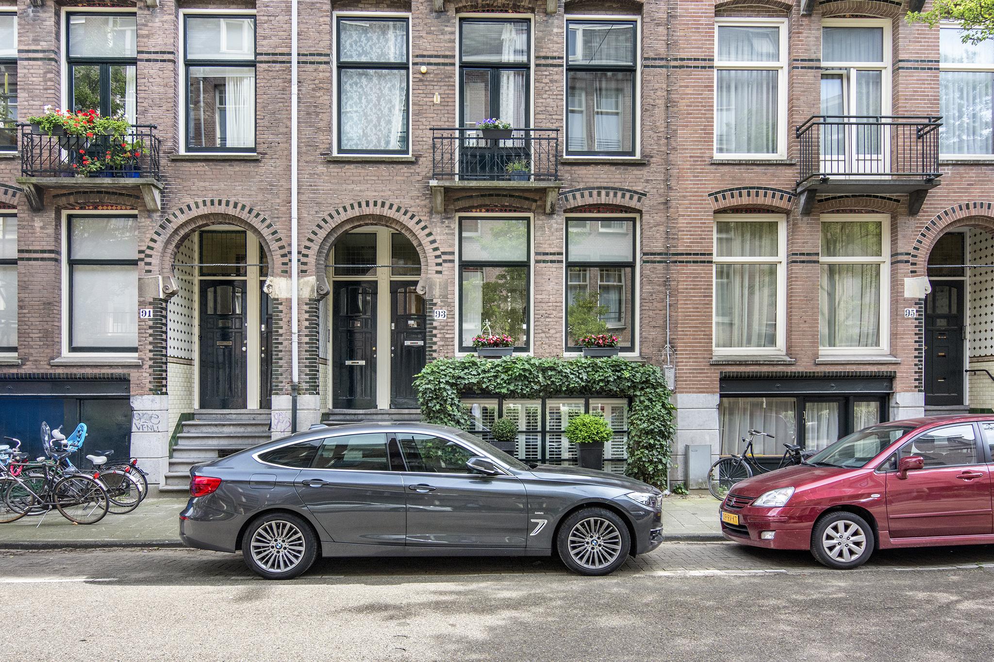 Ruysdaelstraat 93 H, Amsterdam