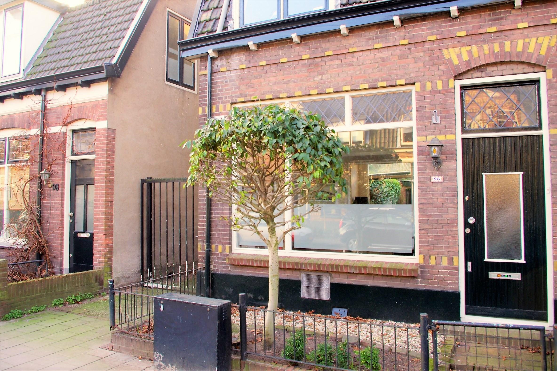 Hilvertsweg 96, Hilversum