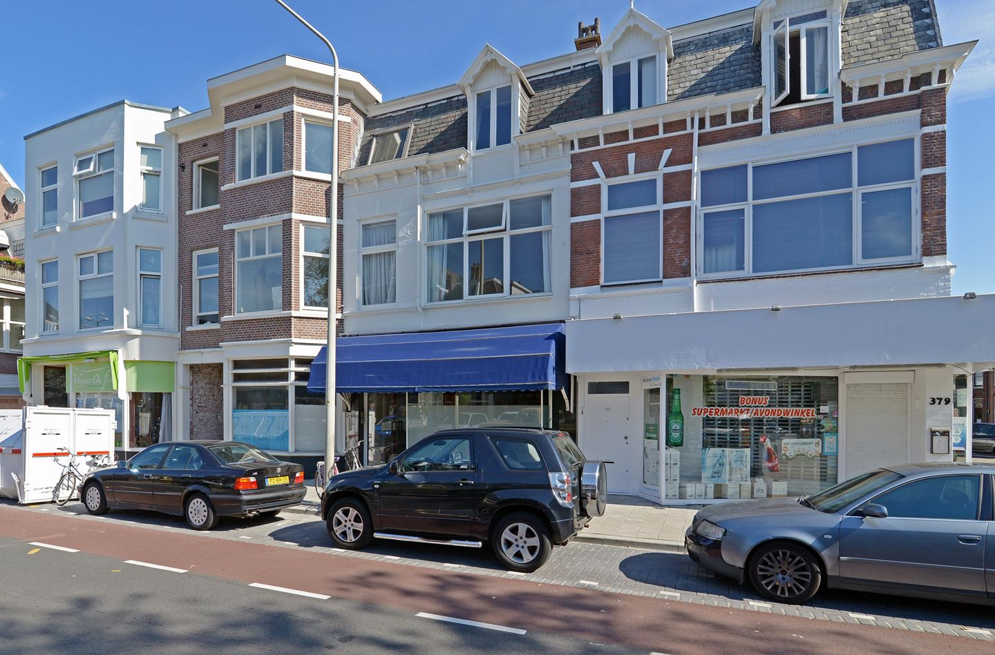 Beeklaan renovated and furnished 1Br apartment with terrace, The Hague