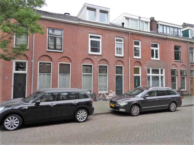 Zandhofsestraat, Utrecht