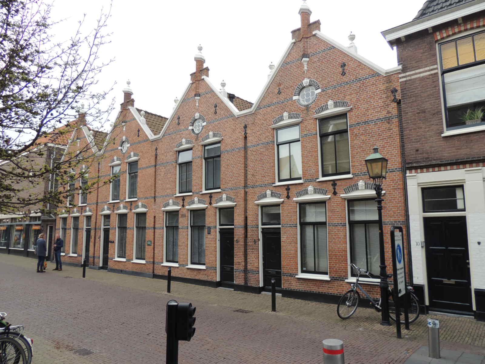 Franse Kerkstraat, Voorburg