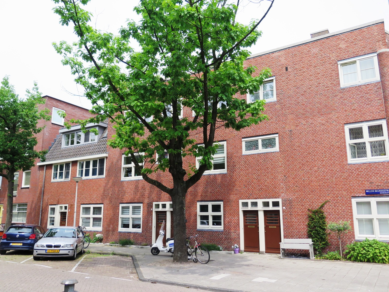 Willem Beukelsstraat, Amsterdam