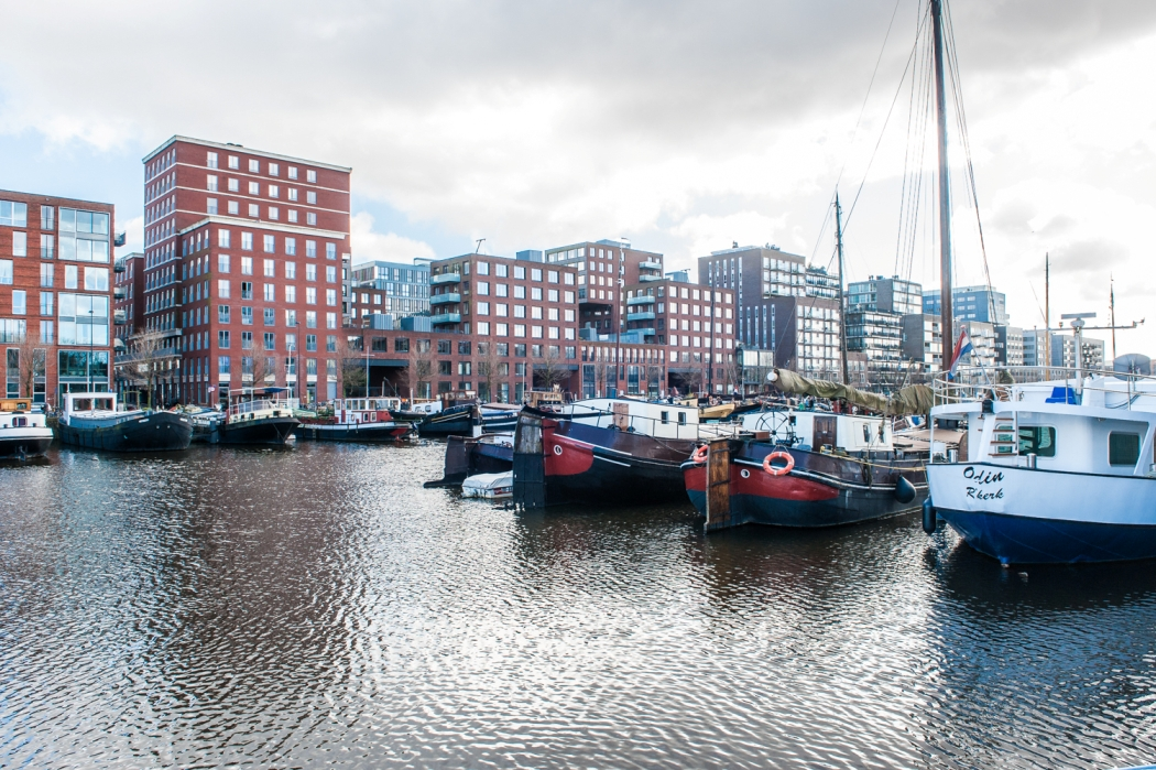 Westerdoksdijk, Amsterdam