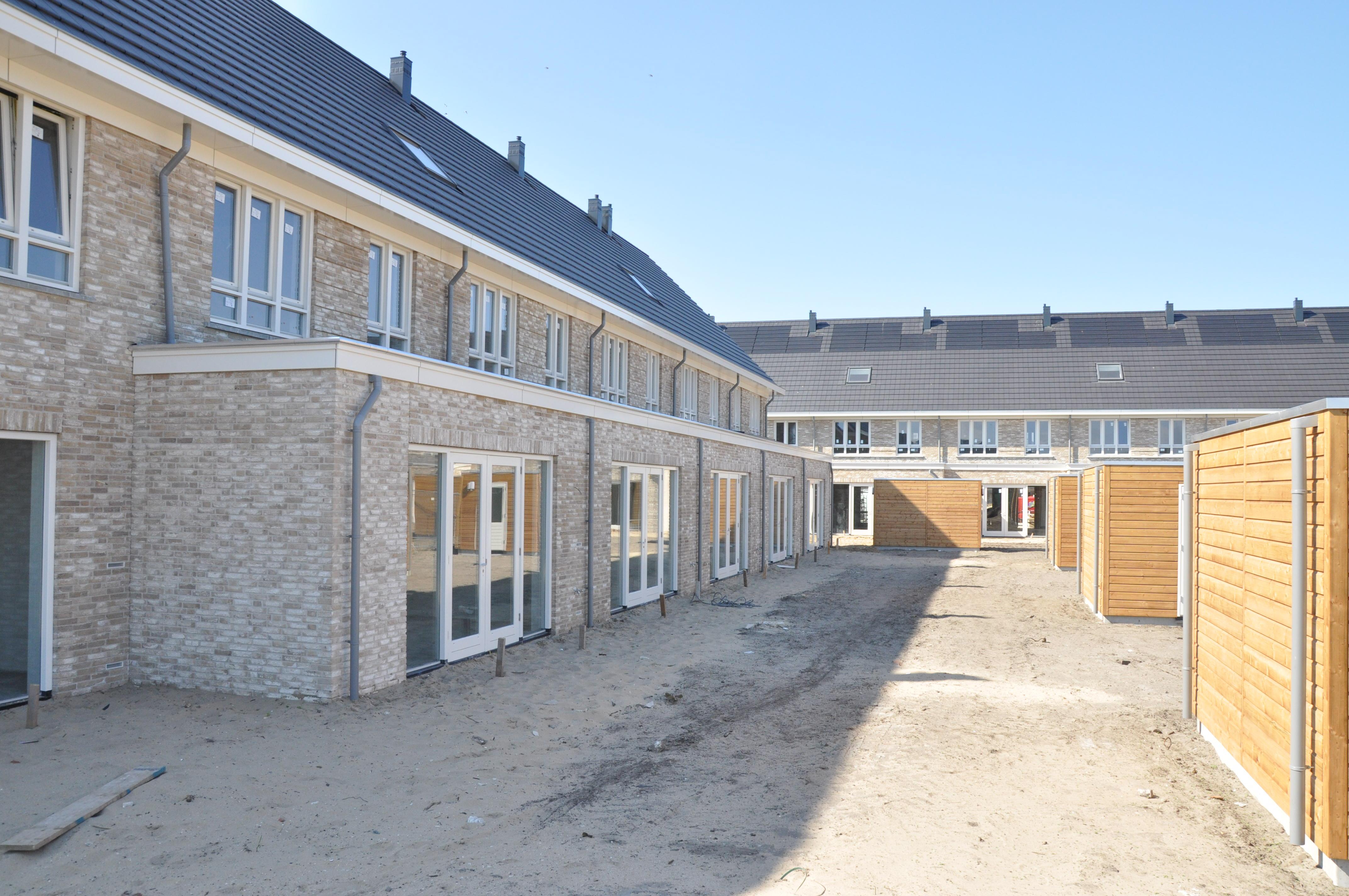 Irisstraat, Voorhout