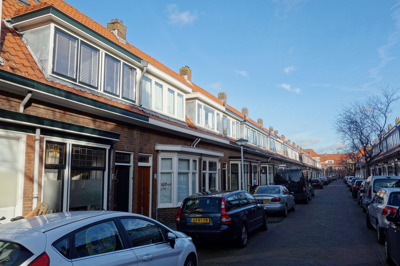 Buys Ballotstraat 26, Leiden