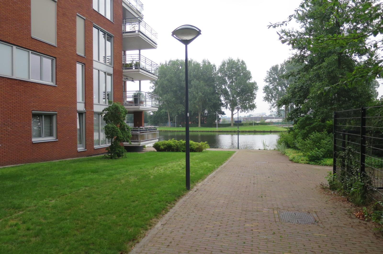 Leystarlaan, Haarlem
