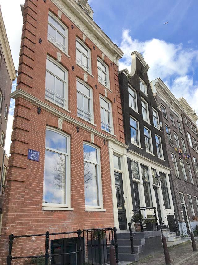 Kromme Waal, Amsterdam