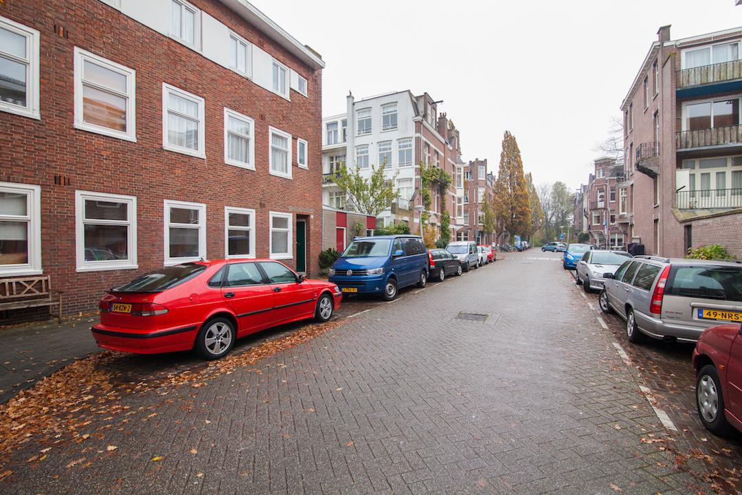 Cornelis Drebbelstraat, Amsterdam