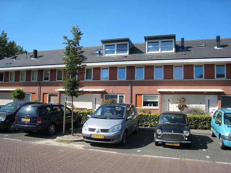 Fanny Blankers Koenlaan, Amstelveen