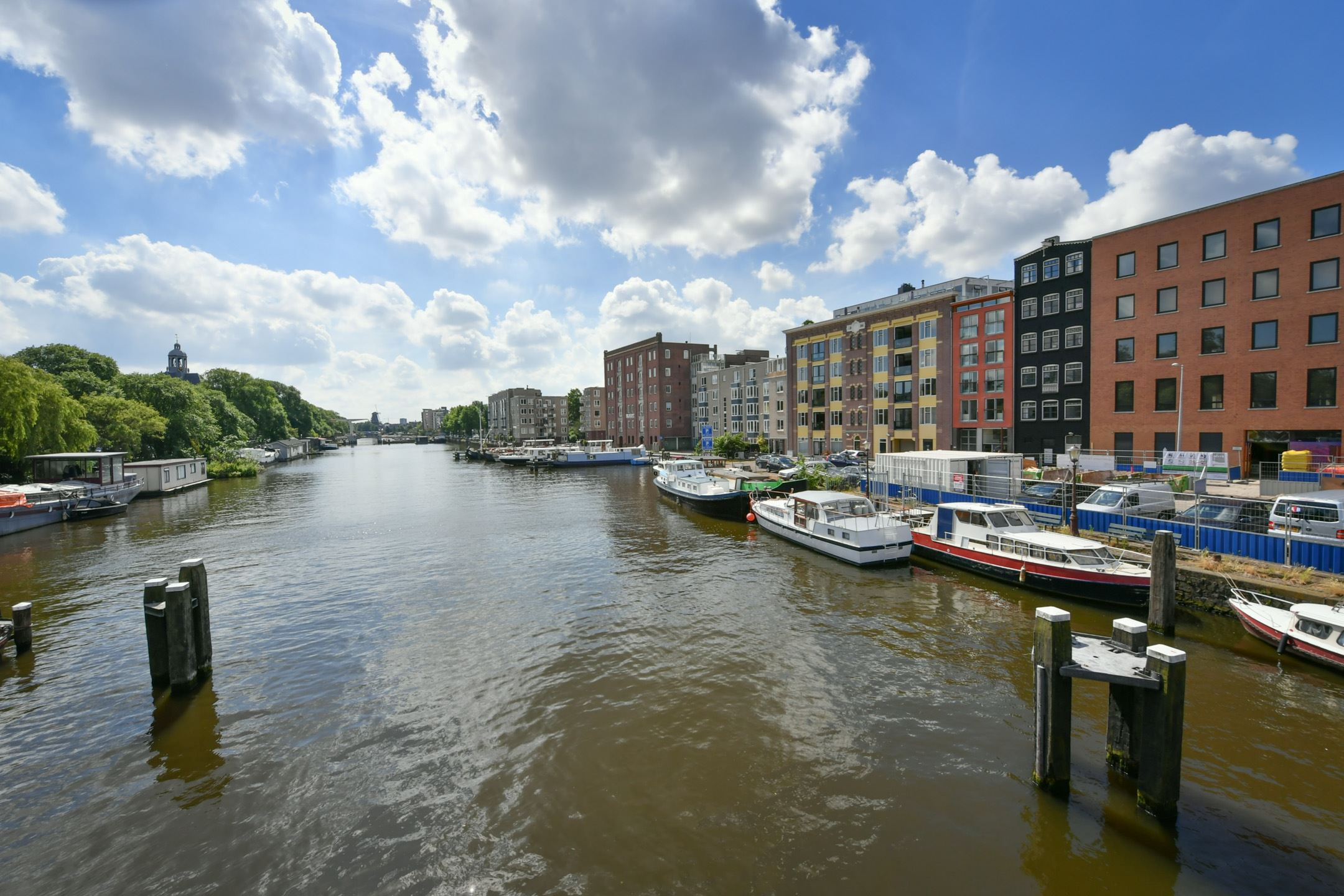 Nieuwevaart, Amsterdam
