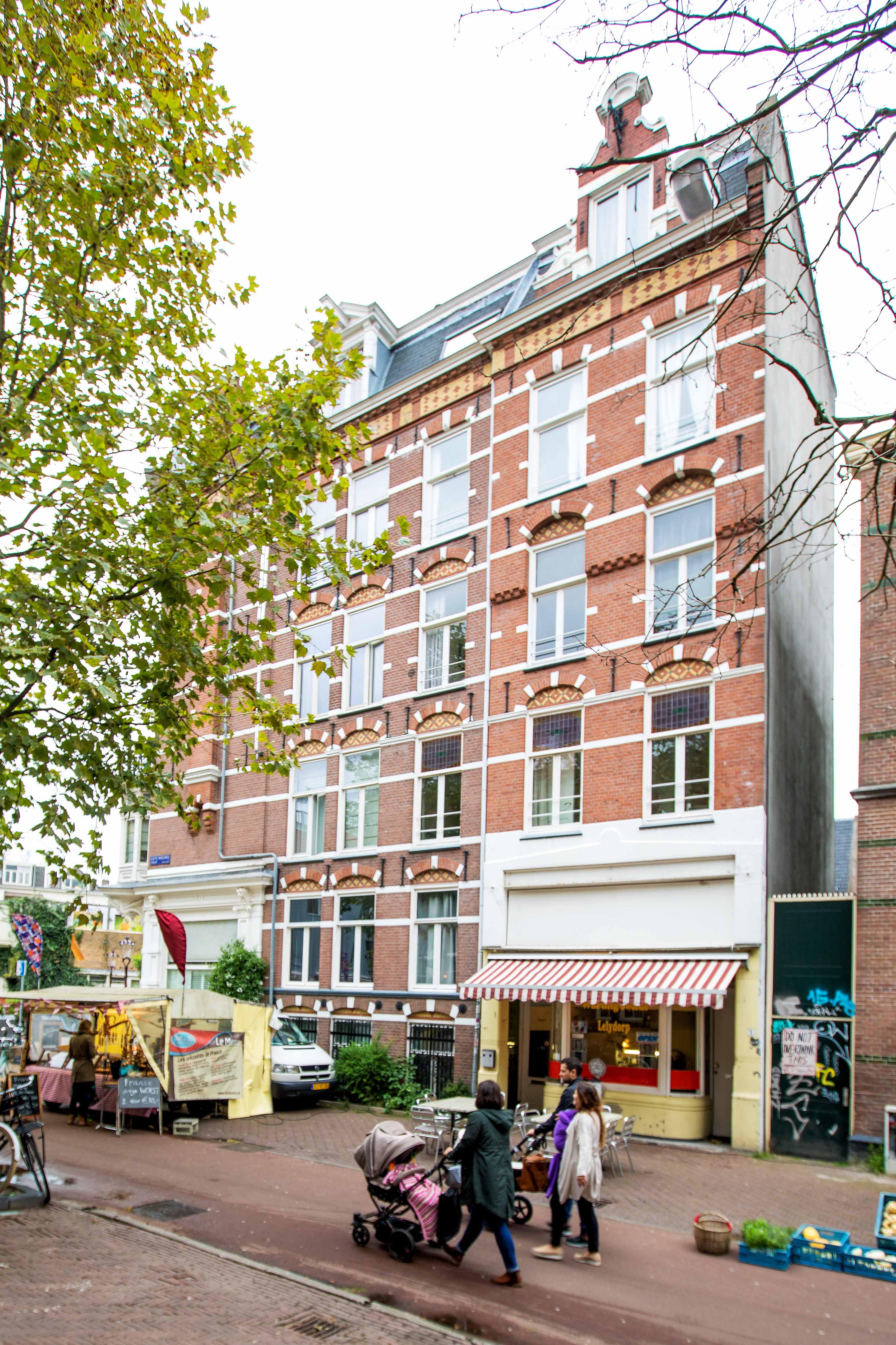 Eerste Sweelinckstraat 1 I, Amsterdam