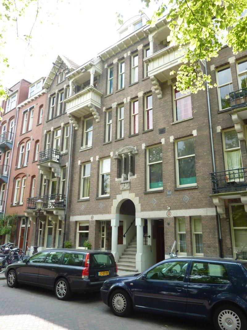 Saxen Weimarlaan 12a, Amsterdam