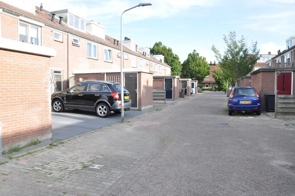 Waterlelieweg, Voorhout