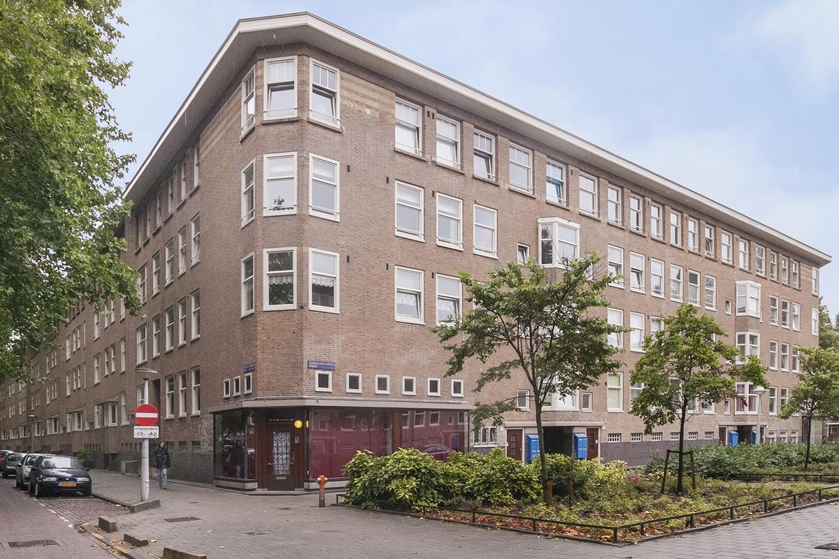 Adriaan van Bergenstraat, Amsterdam