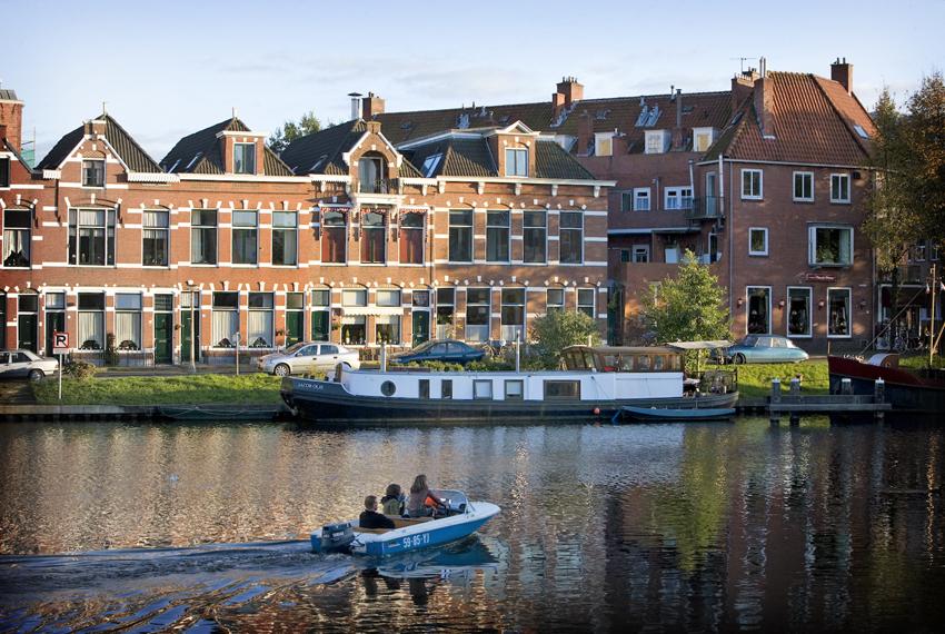 Trompkade, Groningen