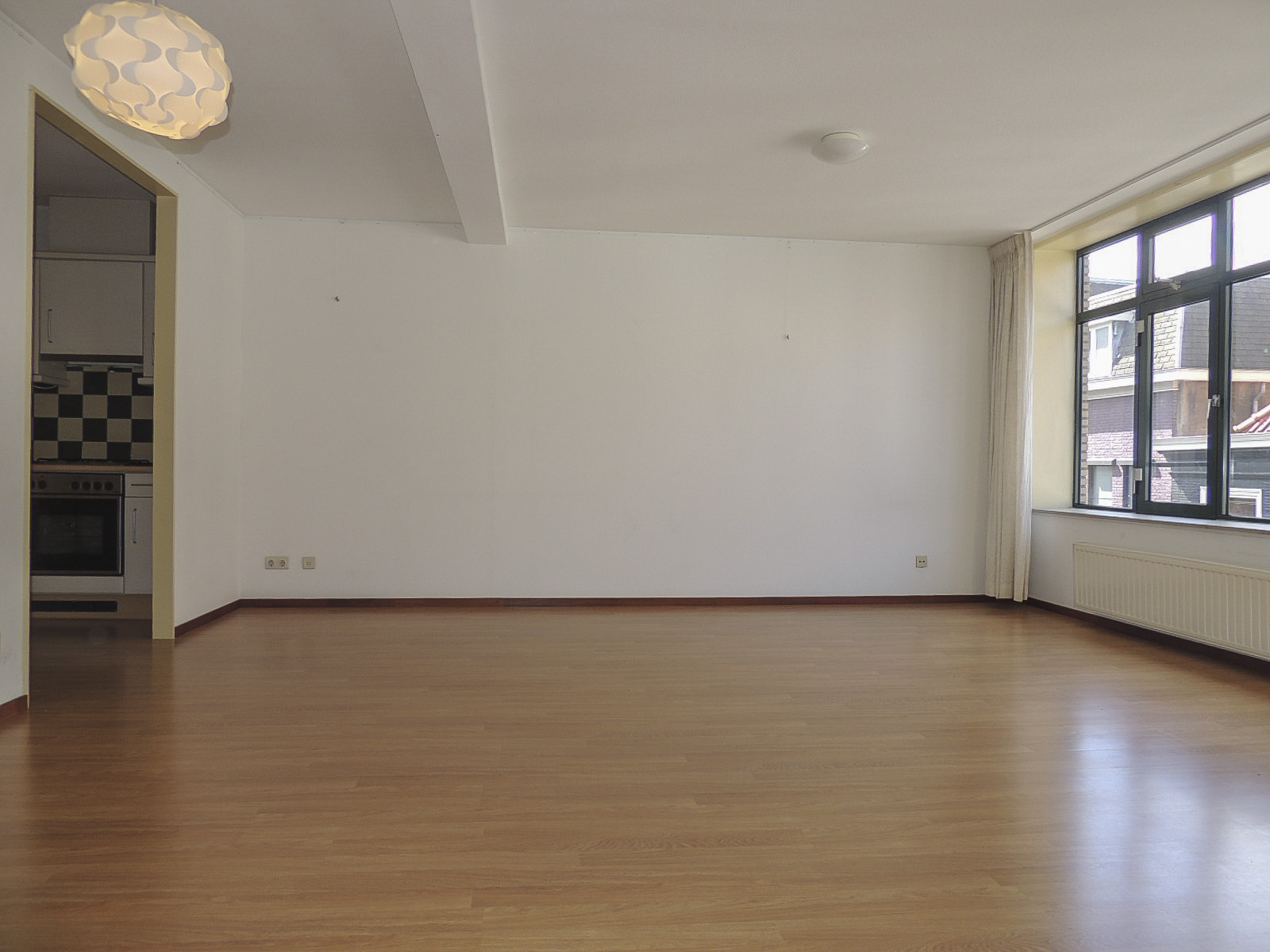 Buitenhof 2 bedroom apartment, The Hague