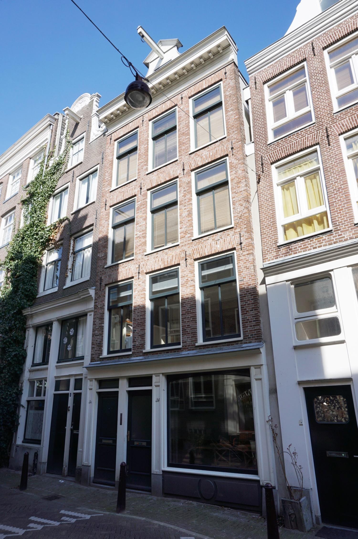 Eerste Boomdwarsstraat, Amsterdam